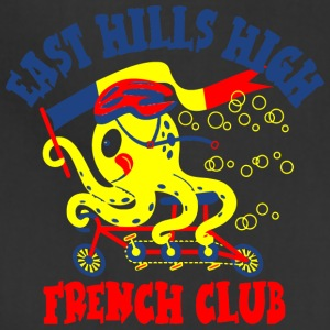 East Hills High French Club - Adjustable Apron