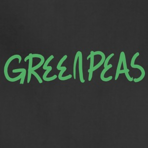 Green Peas - Adjustable Apron