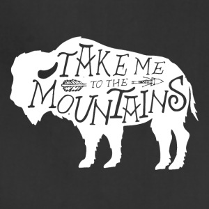 Take Me To The Mountains - Adjustable Apron
