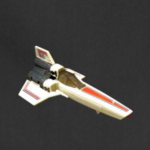 Toy Viper Fighter from Battlestar Galactica - Adjustable Apron