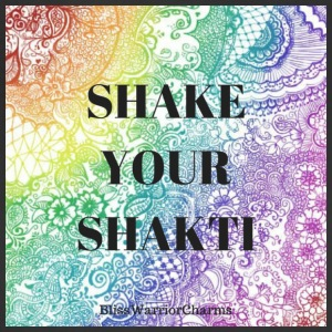 SHAKE YOUR SHAKTI - Adjustable Apron