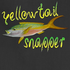Yellowtail Snapper - Adjustable Apron