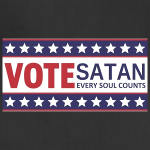 VOTE SATAN - Adjustable Apron