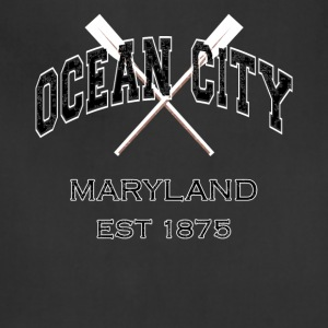 Ocean City Maryland Established 1875 - Adjustable Apron