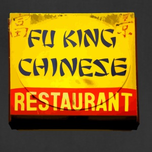 Fu King Chinese Restaurant - Adjustable Apron