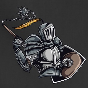 armored knight - Adjustable Apron