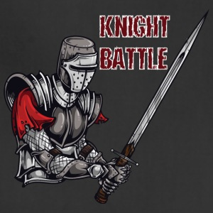 KNIGHT BATTLE - Adjustable Apron