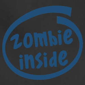 zombie inside (1840C) - Adjustable Apron