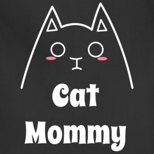 Love My Cat Mommy - Adjustable Apron