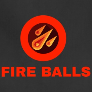 FIRE BALLS - Adjustable Apron