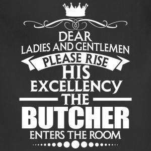 BUTCHER - EXCELLENCY - Adjustable Apron