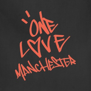 one love manchester - Adjustable Apron