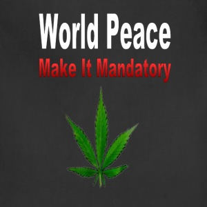 World Peace - Make It Mandatory - Adjustable Apron