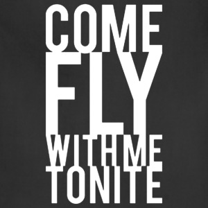 Come Fly With Me Tonite - Adjustable Apron