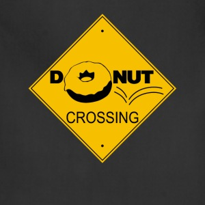 Donut Crossing - Adjustable Apron