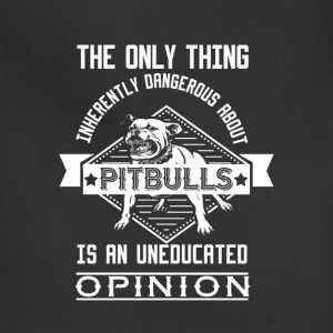 Pitbulls The only thing - Adjustable Apron