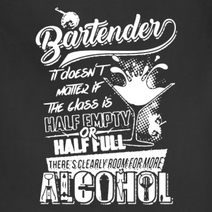 Bartender Shirts - Adjustable Apron