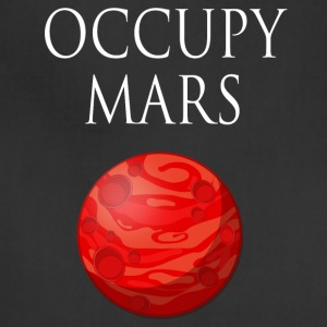 Occupy Mars Space - Adjustable Apron