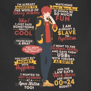 707 Quotes - Adjustable Apron