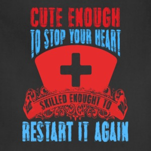 Restart your heart - Adjustable Apron