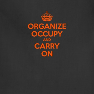 OCCUPY WALL STREET - Adjustable Apron