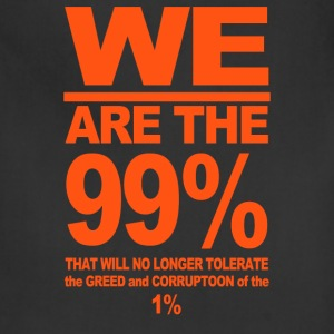 WE ARE THE 99% - Adjustable Apron