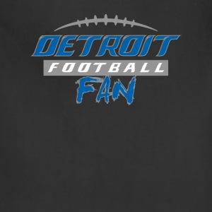 Detroit Football Fan - Adjustable Apron