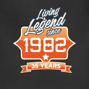 LEGEND BIRTHDAY 1982 - Adjustable Apron