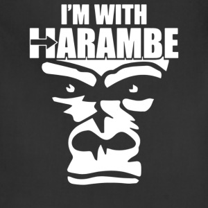 Harambe Gorilla - Adjustable Apron