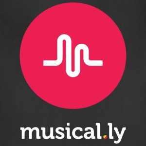 musical.ly - Adjustable Apron