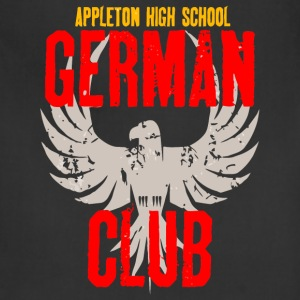 Appleton High School German Club - Adjustable Apron