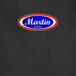 Colorful oval martin - Adjustable Apron