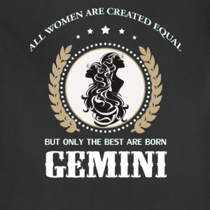 Gemini T Shirt - Adjustable Apron