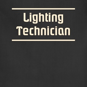 Lighting technician - Adjustable Apron