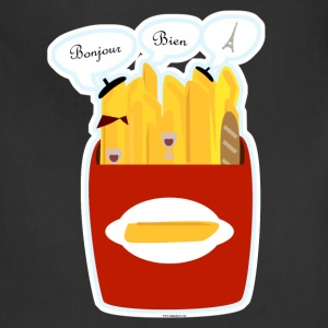 So Very French Fries - Adjustable Apron