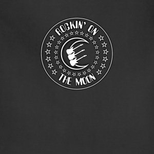 Rockin' On The Moon - Adjustable Apron