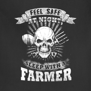 Sleep with a Farmer T Shirts - Adjustable Apron