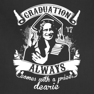 Graduation. - Adjustable Apron