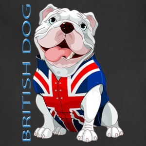 British Dog - Adjustable Apron