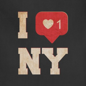 I love new york - Adjustable Apron