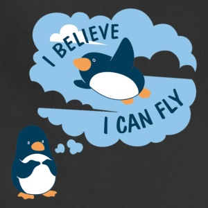 i believe i can fly - Adjustable Apron