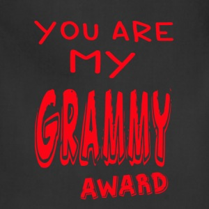 YOU ARE MY GRAMMY AWARD - Adjustable Apron