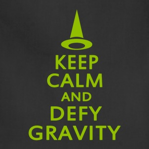 Defy Gravity. Wicked Witch. - Adjustable Apron