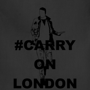 Carry On London - Adjustable Apron