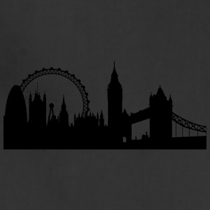 london silhouette 2 - Adjustable Apron