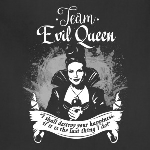 Team Evil Queen - Adjustable Apron