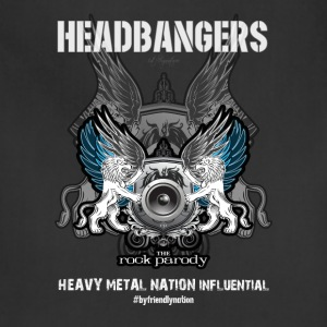 We, The HeadBangers - Adjustable Apron