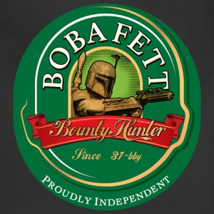 Beer Wars - Boba Feat - Adjustable Apron