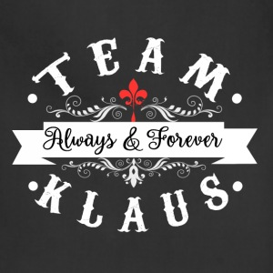 Team Klaus. The Originals. - Adjustable Apron