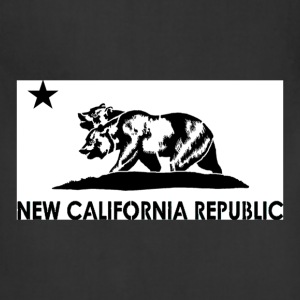 New California Republic Graphic Tee - Adjustable Apron